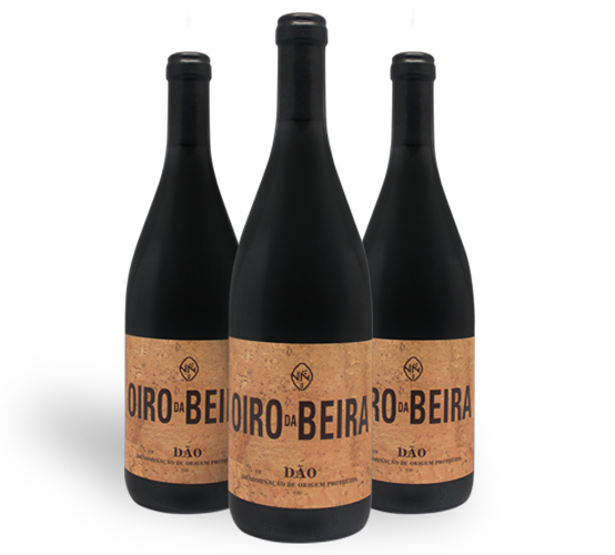 OIRO DA BEIRARED WINE 2016